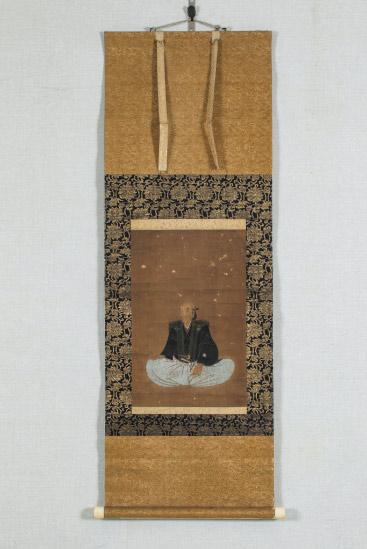忠勝公肖像(全体)