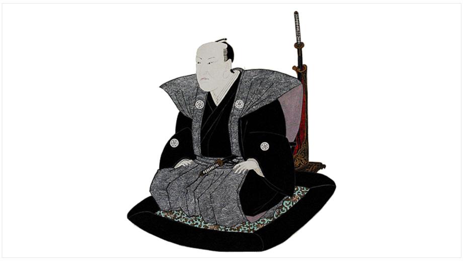 忠徳公と同じく釣り奨励のお触れを出した「酒井忠器肖像(模写)」(致道博物館 所蔵)